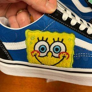 Vans NWT - SpongeBob - Old Skool style - 7